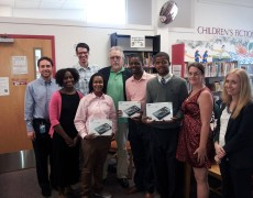 New Samsung Galaxy Tablets at the library!
