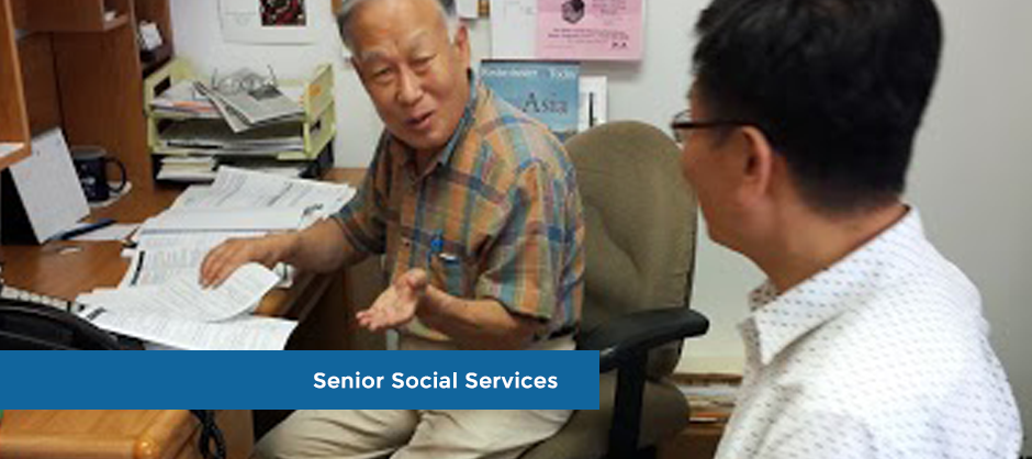 FP Slide: Senior Social Services